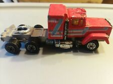 Road Champs Mack Super Liner/Silver/Truck Only.