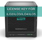 HP iLO Advanced License key (iLO 2 / iLO 3 / iLO 4 /  iLO 5)