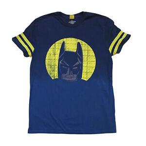 Lego Batman T Shirt Size Medium Blue