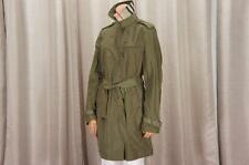 BURBERRY BRIT BUCKINGHAM PACKABLE TRENCH COAT JACKET 14 695
