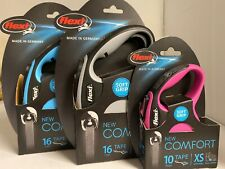Flexi Comfort Dog Leash- You Choose Color/Size.  New in packaging.