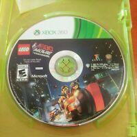 LEGO Batman The Videogame Microsoft Xbox 360 DC Comics TT Games Travellers Tales