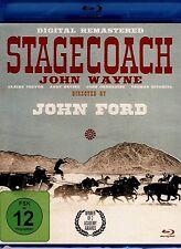 STAGECOACH - JOHN WAYNE  - Digital Remastered (FSK12) (Blu-ray) NEU+OVP