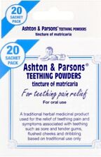Ashton & Parsons Infants Teething Pain Relief Powder - 20 Pack
