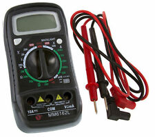 Electric Circuit & Multimeters