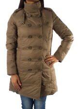 Cappotti e giacche da donna parke marrone taglia L