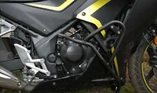 Honda CBR 300 R Engine guard & Crash bars Black Mmoto