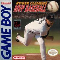 Roger Clemens' MVP Baseball - Nintendo Game Boy GB