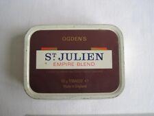 Vintage Tobacco Tin St Julien #2