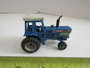 ERTL DIECAST FARM TRACTOR ACCESSORY 1:64 SCALE FORD TW 35 WIDE FRONT BLUE