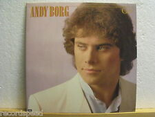 ★★ DLP-Andy Borg-ORO Collection-PIEGHEVOLE-COVER-PAPAGAYO 1985