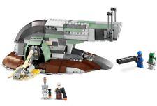 LEGO Star Wars Slave I Set # 6209, 100% COMPLETE, 2006 Retired