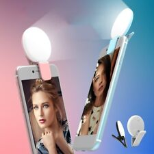 Selfie Portable Ring Fill Light Camera Photo for iPhone Phone Diva Kim K Fashion