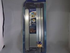 "Westcott 12"" Multipurpose Trimmer Cutter Titanium Bonded 17"" Ruler Free Shipping"