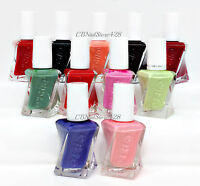 Essie Gel Couture Gelcouture Nail Polish 0.46oz/13.5ml - *Choose any 1 Color*