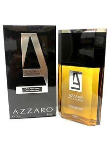AZZARO POUR HOMME Classic 8.4oz/250ml After Shave Men Rare VINTAGE FORMULA (BD42