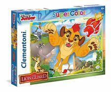 Disney Die Garde der Löwen Puzzle 104 Teile Kinderpuzzle Clementoni 27986.9