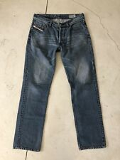 Diesel 32x32 Safado Regular Slim Straight Jeans 30 31 Viker Krooley Distressed