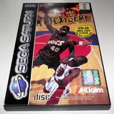 NBA Jam Extreme Sega Saturn PAL *Complete*