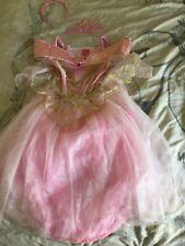 Sleeping Beauty Aurora Costume Size 5-6 Disney Princess Girls dress up