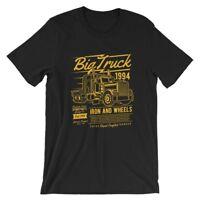 Big Truck-2 T-Shirt. Trucker 100% Cotton Premium Tee NEW