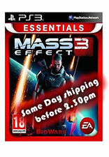 Mass Effect 3 - PS3 Essentials - New & Sealed