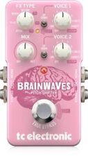 TC Electronic ondas cerebrais Pitch Shifter Pedal De Efeitos De Guitarra!