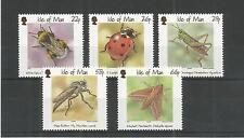 I.o.m 2001 INSETTI sg,924-928 UM / M, N / H LOTTO R448