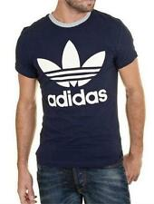 Camisetas de hombre de manga corta adidas
