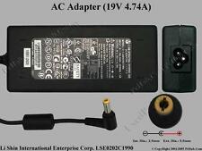 Caricabatterie ORIGINALE alimentatore Fujitsu Siemens - LI SHIN LSE0202C1990 19V