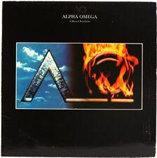 Alpha Omega - A Musical Revelation   Various Vinyl Record