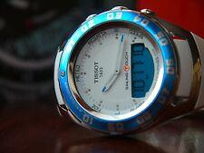 TISSOT Vela-Touch 19-reloj de diamantes ** RRP £ 855.00 **