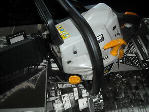 "Ryobi PCN4040 16"" 2 stroke Petrol Chainsaw with Cover & Brand New Chain GWO"