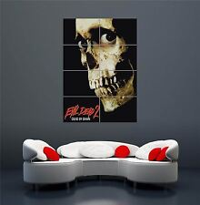 EVIL DEAD II HORROR MOVIE FILM CLASSIC POSTER ART PRINT XXL GIANT WA223