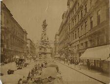 Autriche Vienne Wien Vintage albumine ca 1885