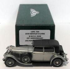 Lansdowne White Metal Vintage Diecast Cars, Trucks & Vans
