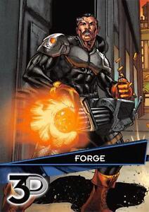 FORGE / Marvel 3D (Upper Deck 2015) BASE Trading Card #67