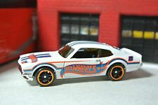 Hot Wheels Loose - '71 Maverick Grabber - White - Exclusive - 1:64 - Ford