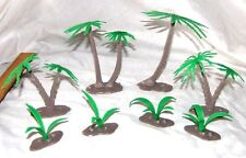 Marx reissue set of palm trees and ferns   D