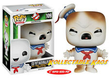 """Ghostbusters - Stay Puft Toasted 6"""" Pop! Vinyl Figure"""