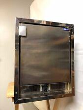 Vitrifrigo Icemakers Im Hydro Xtp 115 Volt Stainless Steel #16006220, Model Door