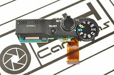 Sony HX20 HX20V Top Cover Shutter Button Replacement Repair Part DH7608