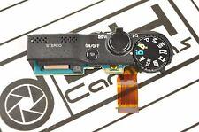 FUJIFILM Fuji FinePix X30 Top Cover Shutter Button Repair Part DH9635