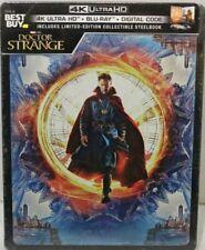 Doctor Strange -  4K/Blu-ray/Digital -  Best Buy Steelbook - New and Sealed