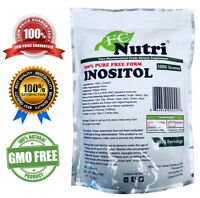 Inositol Powder (Vitamin B8) 100% Pure 2.2lb (1000g) By FCNutri
