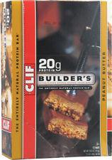 Clif Builder's Protein Bar, Clif Bars, 12 bars Vanilla Almond