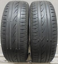 2 2055516 Continental 205 55 16 Runflat RSC Part Worn Tyres Used 205/55 x2 BMW