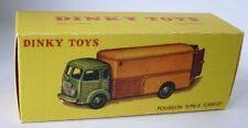 REPRO BOX DINKY n. 33 a FOURGON SIMCA Cargo