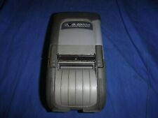 Zebra Ql 220 Plus Direct Thermal Mobile Printer With Battery Q2d Luga0000 03