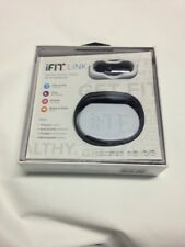 iFIT LINK Wireless Activity Tracker - Black - New